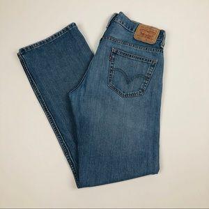 Men's Levi's Jeans 569 Loose Straight 30x34